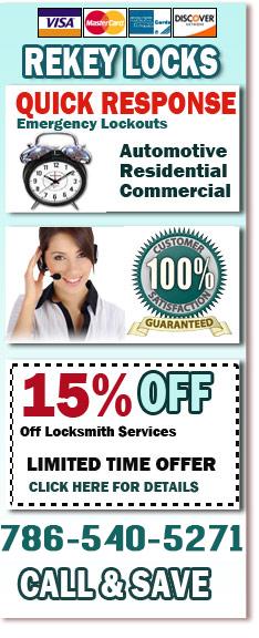 Professional Locksmith Miami Gardens FL. Emergency Lockout Service. Lost  Keys Apopka FL